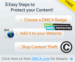 Protect your content from stealing by joining DMCA protection program.