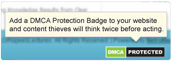 DMCA Badges