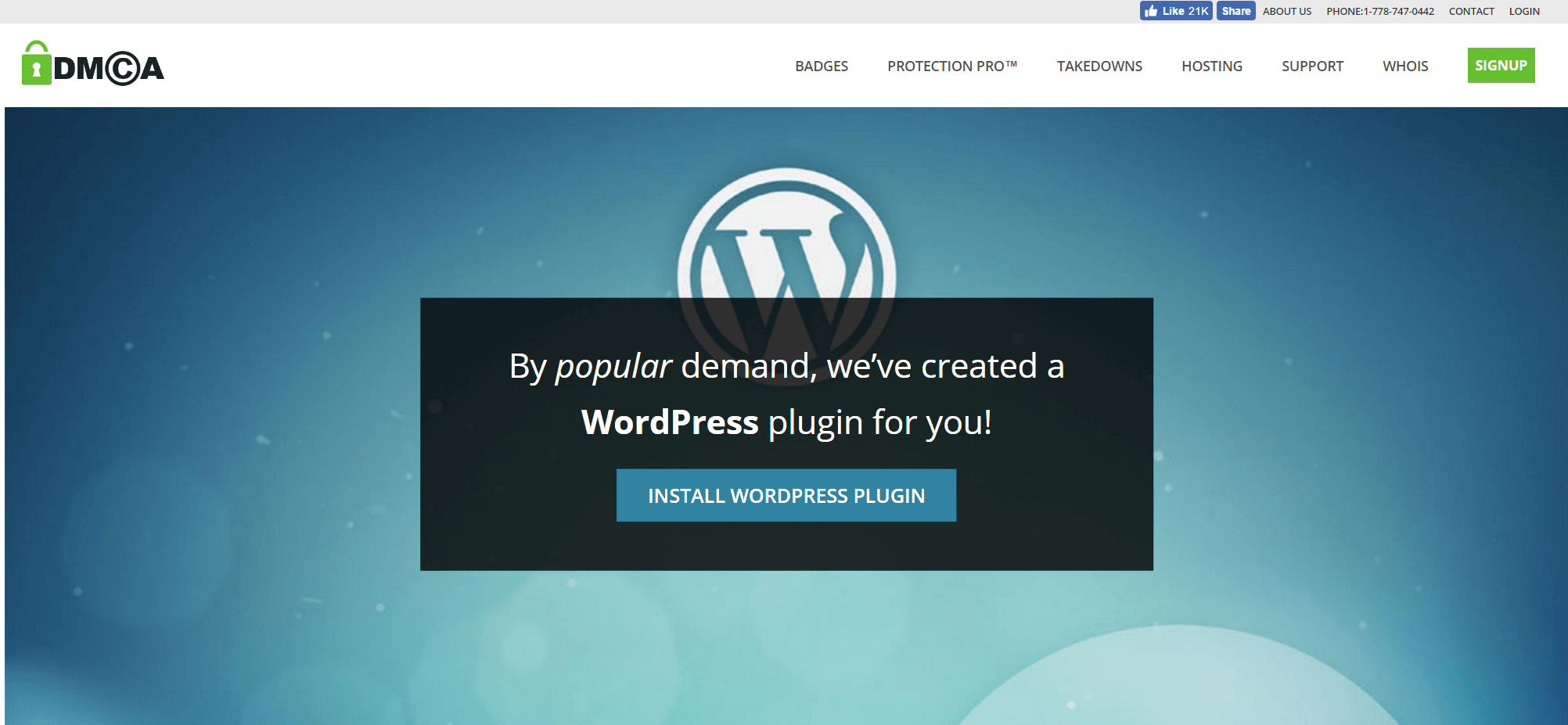 Dmca: Protect Your WordPress Content